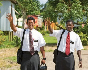 O Que o Profeta Mórmon Ensina a Respeito da Obra Missionaria?