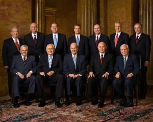 As Igrejas Atuais Deveriam Ter Doze Apóstolos?