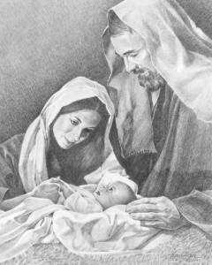 O Natal Mórmon: O Nascimento de Cristo