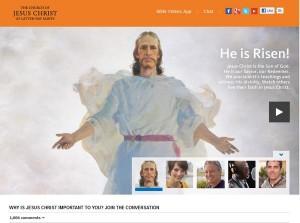 Iniciativa de Páscoa Via Internet Convida as Pessoas a Compartilharem Seu Testemunho de Jesus Cristo