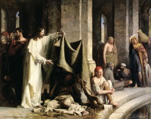 Jesus é o Pão da Vida e Filho de Deus