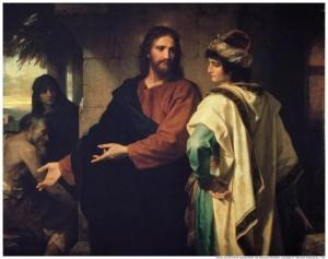 O Exemplo de Jesus Cristo